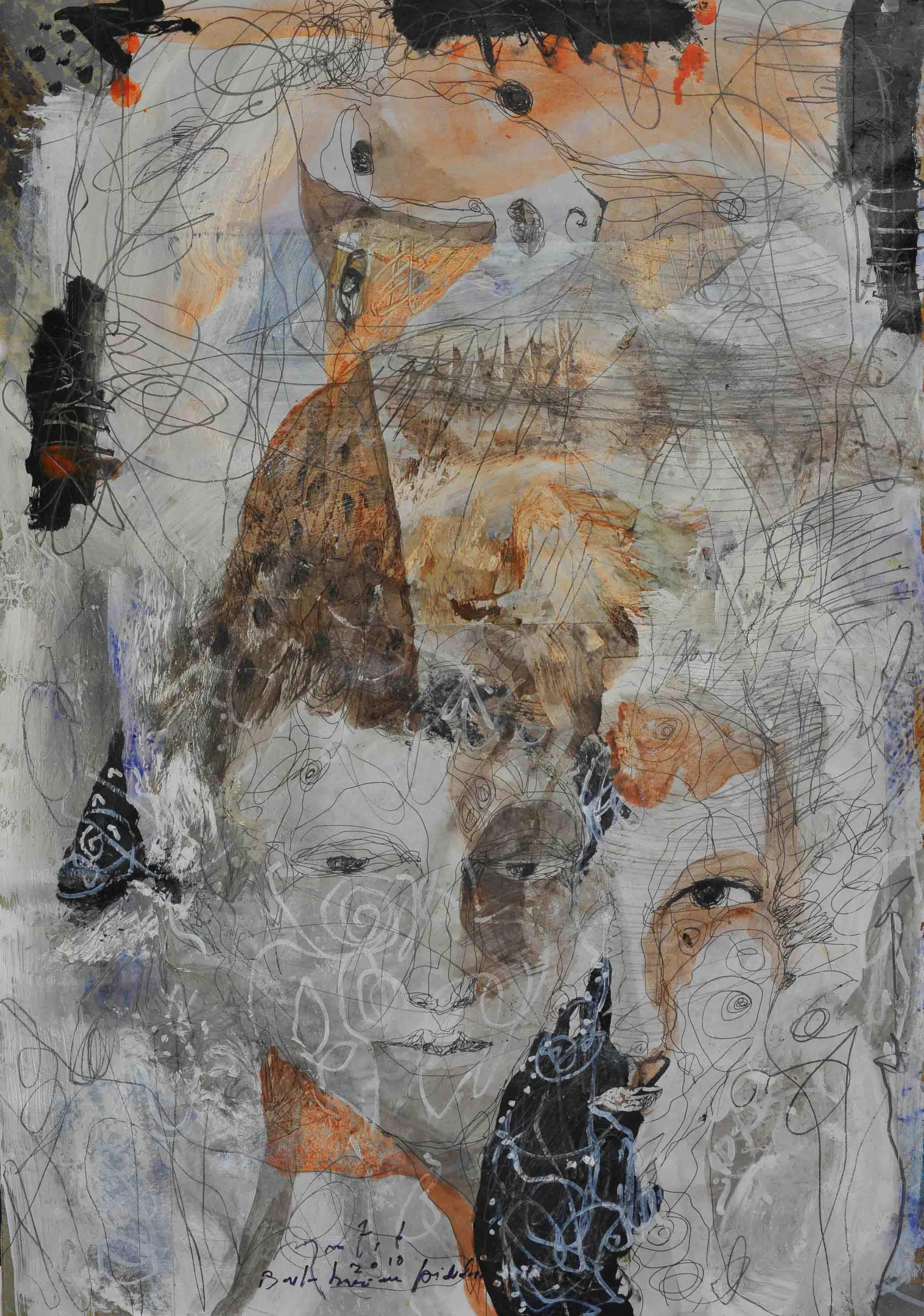 Diary of an Angel | Gatot Widodo | Abo Gallery